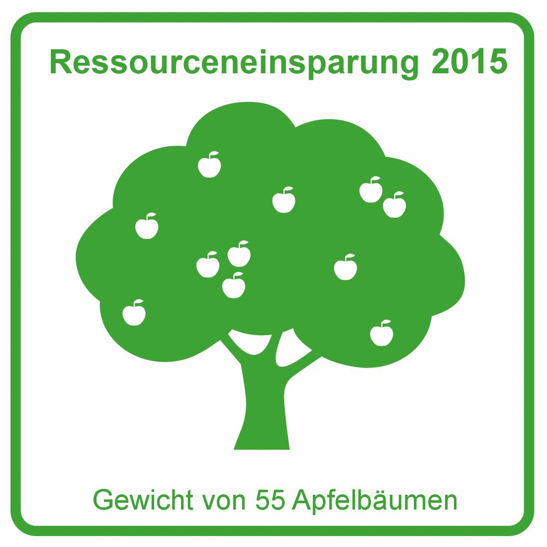 2015 - Schaubild Apfelbaum